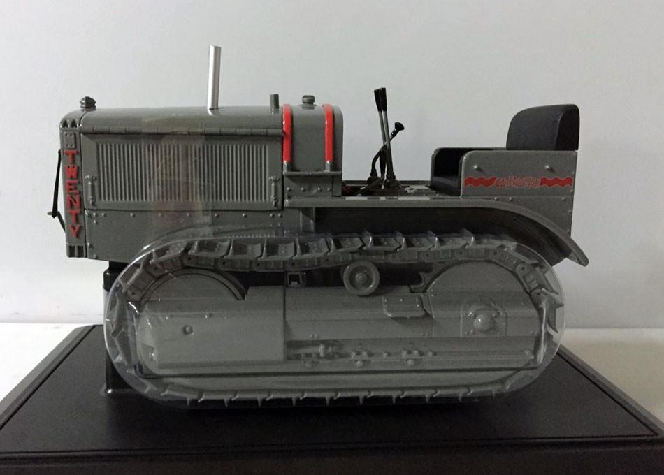 ¡Raro! Tractor tipo Twenty Track-Type caterpise Norscot Cat, escala 116, DieCast 55201