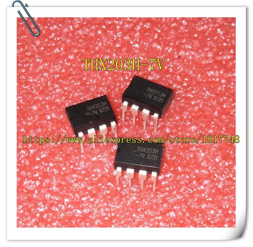 Free Shipping 10PCS THX203 THX203H-7V THX203H 7V DIP-8 Make in china