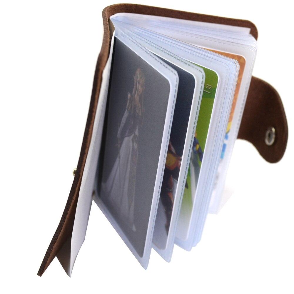 22 Full Set NFC PVC Tag Card Z EL DA BREATH OF THE WILD WOLF LINK for Switch
