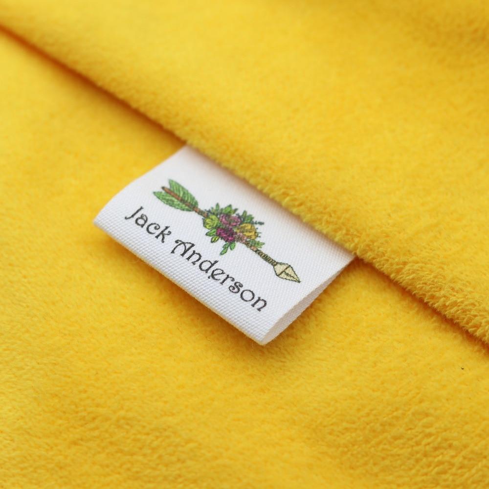 Etiqueta feita sob encomenda da costura, etiquetas feitas à mão, etiquetas feitas sob encomenda do nome das crianças, etiquetas da fita do algodão, etiquetas do logotipo (md0018)