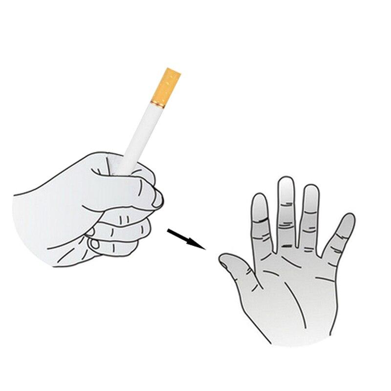 1 шт. сигареты Исчезающие фокусы дыма Магия закрыть улица Опора трюк аксессуары, Классические игрушки