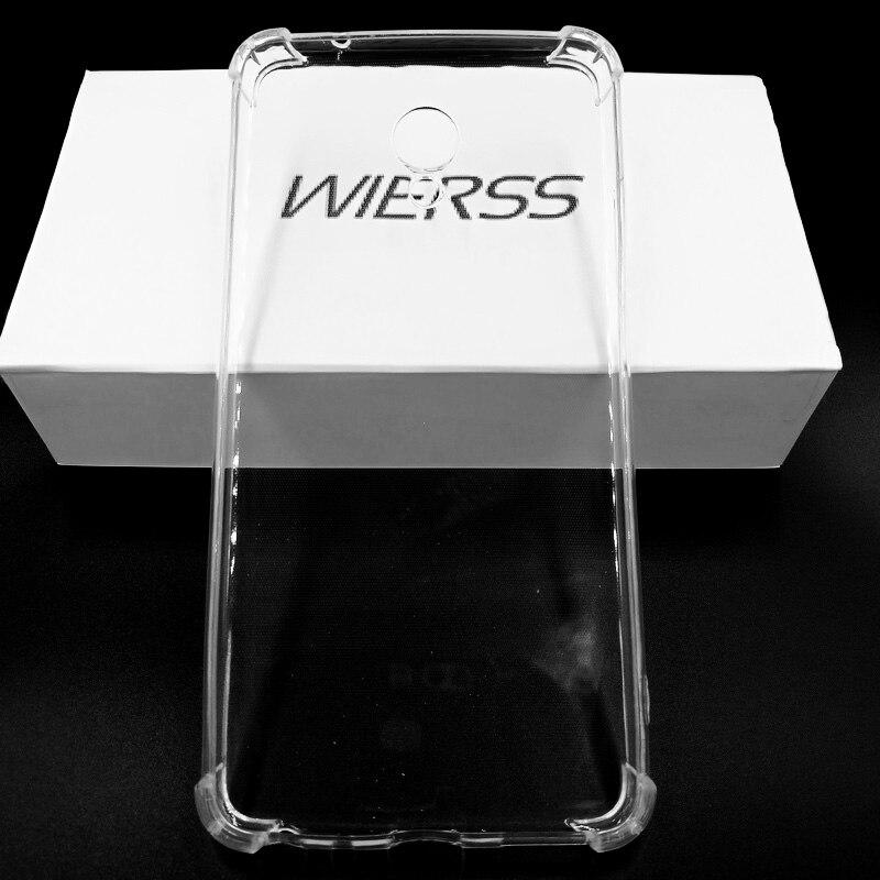 Caso suave de silicona caso de la cubierta para el Meizu M5...