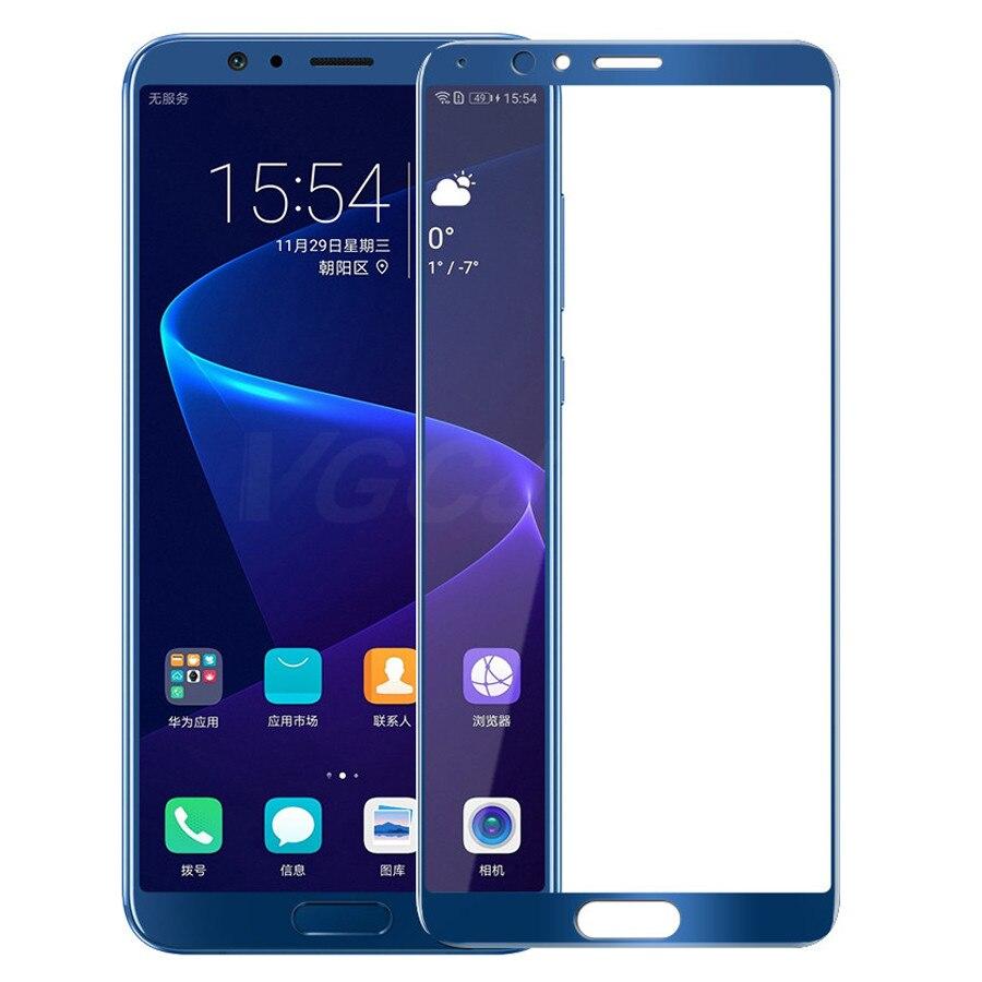 3D Voll Gehärtetem Schutz Glas für Huawei Honor 10 8 9 Lite Screen Protector Film Abdeckung auf Ehre 8A 8C 8X V8 V9 V10 10i Glas