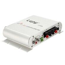 LP-838 МИНИ 2,1 канальный автомобильный Hi-Fi стерео домашний усилитель радио MP3 MP4 Super Bass для динамиков AMP PC Автомобильный DVD плеер