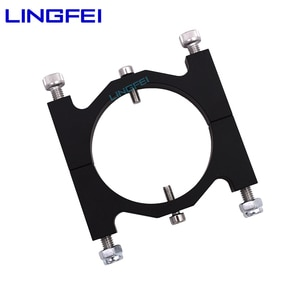 LINGFEI 40 mm Strength Aluminum Alloy Pipe Clamp