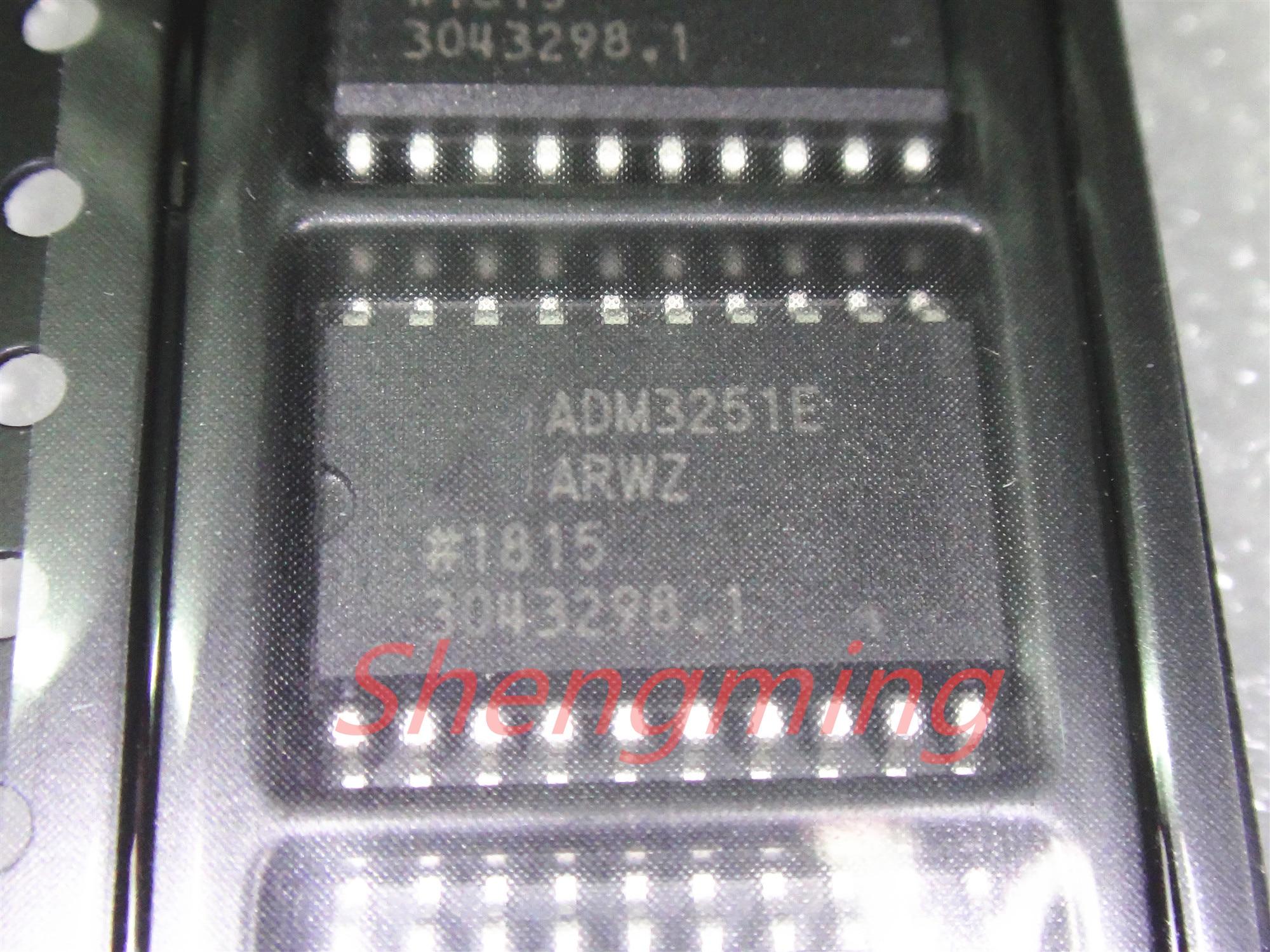 5 piezas ADM3251E ADM3251EARWZ SOP-20