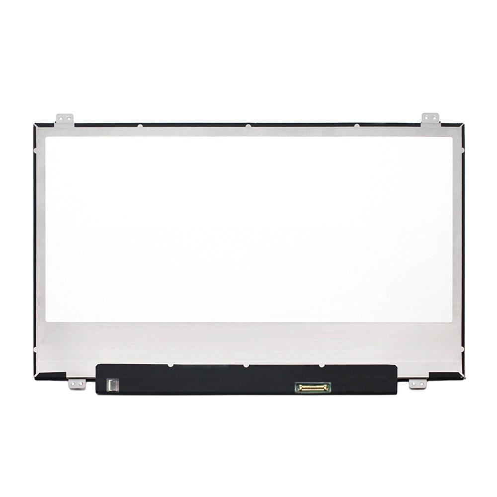 "14.0 ""HD 1366X768 laptopa NT140WHM-N44 N140BGA-EA4 REV.C1 NT140WHM-N31 wyświetlacz LCD LED panel 30 Pin w celu uzyskania"