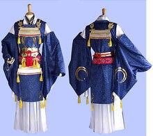The Sword Dance Touken Ranbu Mikazuki Munechika Cosplay Costume Anime Kimono New