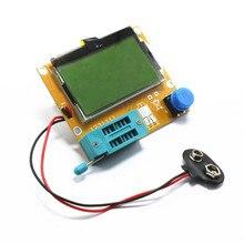 LCR-T4 Mega328 Transistor testeur Diode Triode capacité ESR mètre MOS/PNP/NPN L/C/R bien fonctionner