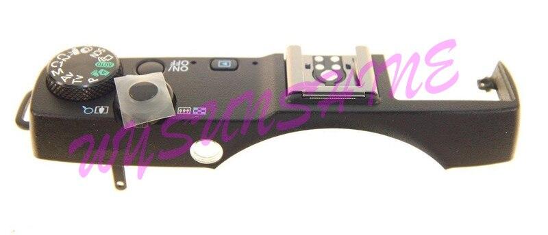 ¡Envío Gratis! Nuevas piezas para reparación originales para Canon PowerShot G1X II G1X2 G1XII Dial de modo de cubierta superior + grupo de botones de obturador