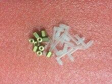 10 pièces/lot connecteur de tube dencre en forme de L avec vis en cuivre pour Epson 7800 9800 7880 9880 imprimante