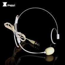 Micro casque Invisible Mini XLR 4 broches TA4F pour émetteur sans fil SHURE PGX4 PGX1 PGX14 BLX1 BLX88 BLX4 BLX14