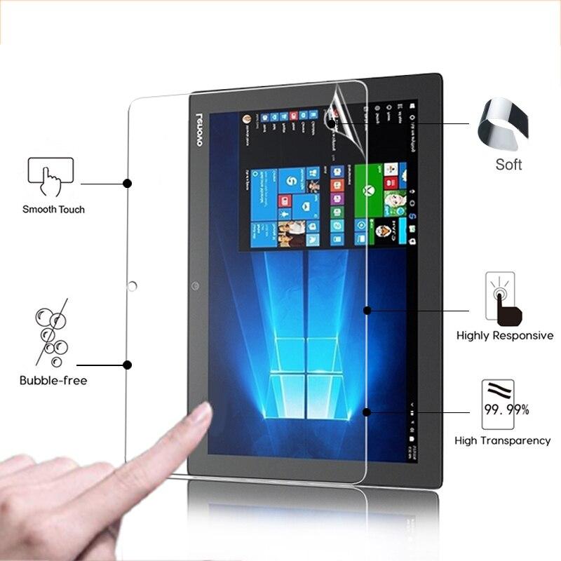 Высокая четкость глянцевая Защитная пленка для экрана для Lenovo MIIX 5 Miix 510 12,2