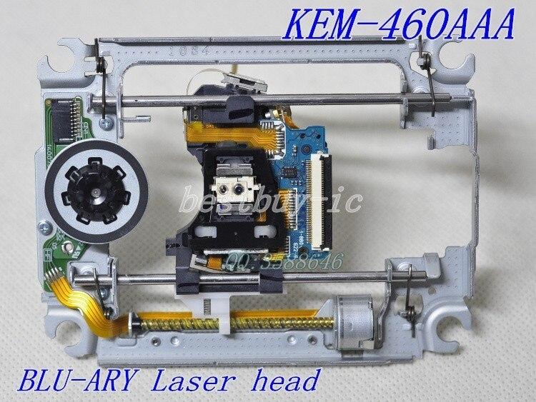 Pieza de repuesto para PS3, KEM-460AAA, KEM460AAA, KEM 460AAA, lente láser con...