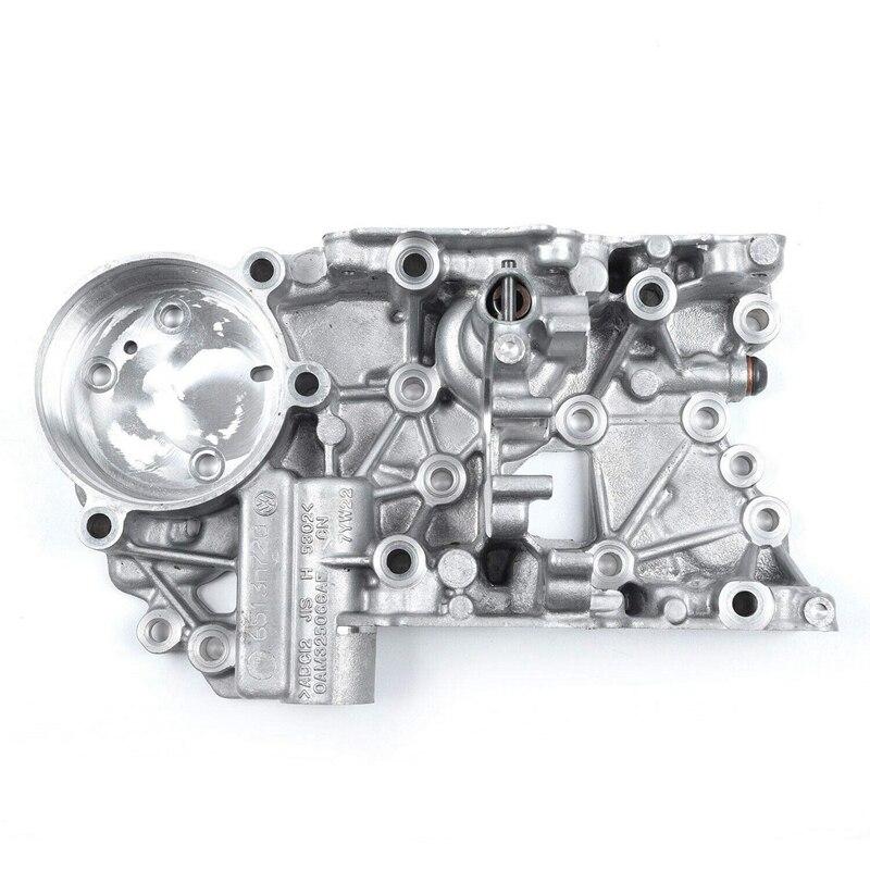 Grueso 4,6 Mm Oam Dq200 Dsg acumulador de transmisión carcasa válvula Placa de cuerpo para Skoda 0Am325066Ac
