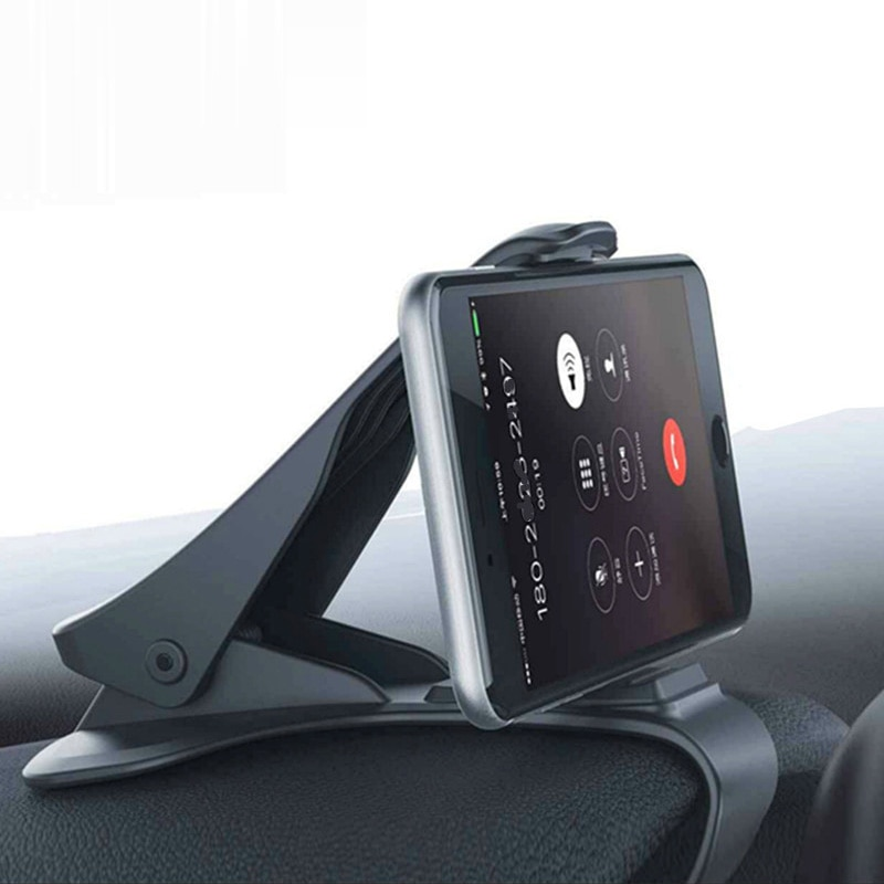 Car Dashboard Phone Holder 360 Degree Mobile Phone Stand Bracket Grip In Car Adjustable Cell Phone M