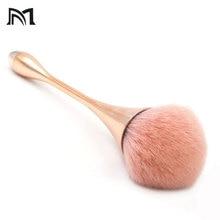 55*19.5CM Makeup Brushes Powder Concealer Powder Blush Liquid Foundation Face Make up Brush Tools Professional Beauty Cosmetics