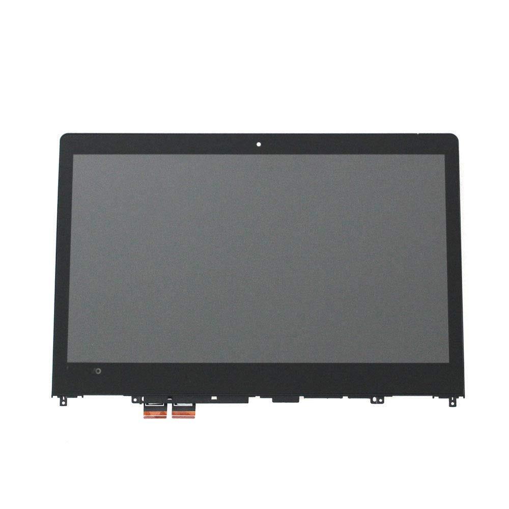 "14 ""FHD (1920x1080) LCD IPS LED Display + Toque Digitador Da Tela + Assembleia Quadro Moldura para Lenovo yoga 510-14 IKB/ AST/ISK"