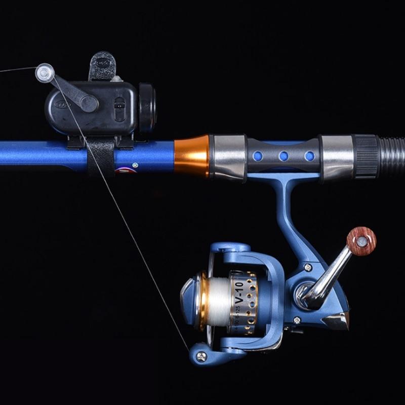 Toply Fishing Alarm Electronic Waterproof Rod Tackle Professional Volume Warning Bite enlarge