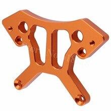 Support de tour de choc avant en alliage daluminium pour 1/5 HPI Baja 5B 5SC 5T 5R SS 85418 (87549)