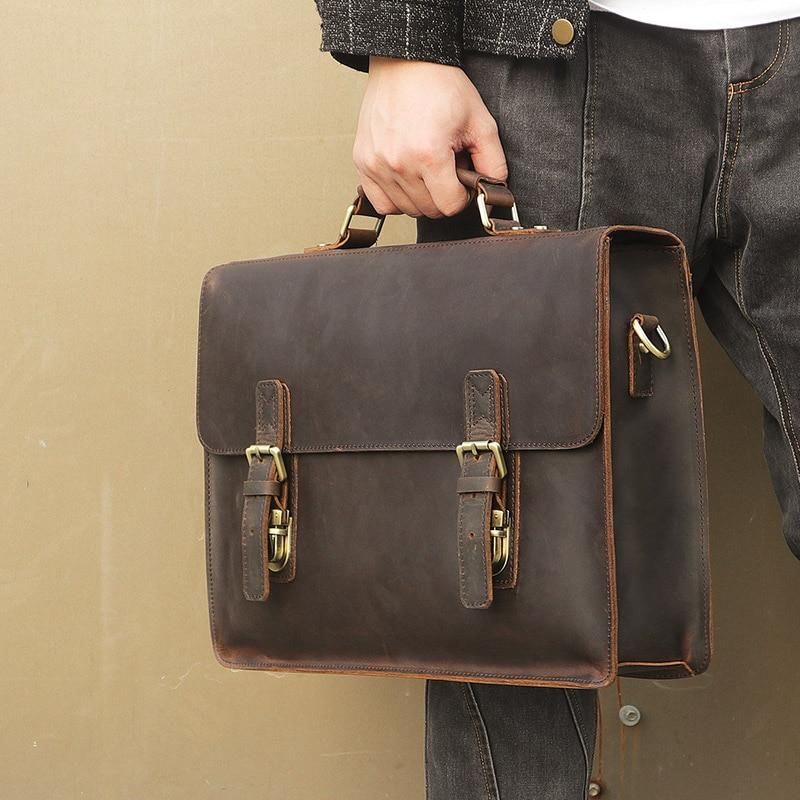 nesitu-high-quality-vintage-brown-genuine-crazy-horse-leather-14-laptop-office-men-briefcase-messenger-bag-portfolio-m7223