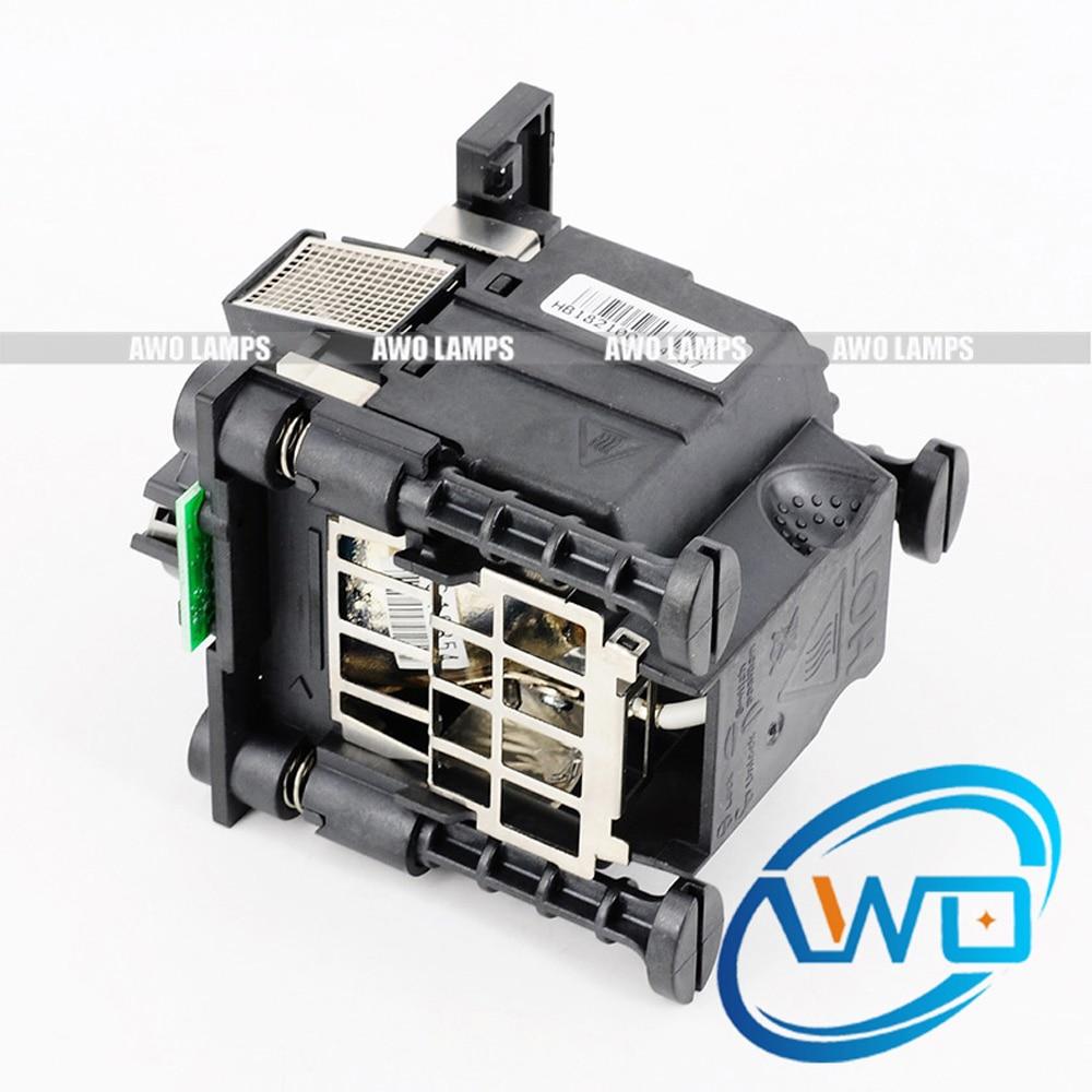 Bombilla de proyector Original AWO UHP300W con carcasa 003-120198-01, lámpara de proyector para Epson DS + 65/DS + 650/DS + 655/HD 405