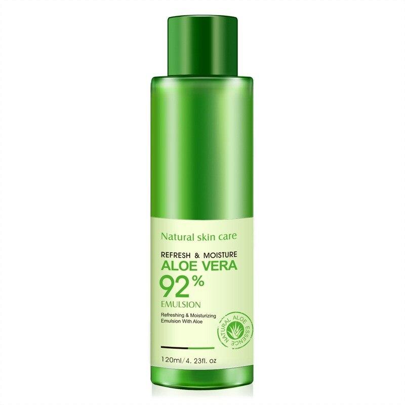 Mascarilla de belleza Natural de Gel de Aloe Vera plantas de tóner esencia cuidado de la piel hidratación húmeda y blanqueamiento Vintamin C Gel nuevo
