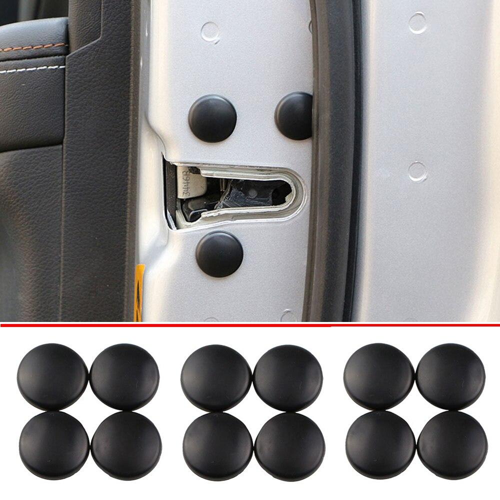 Cubierta protectora para puerta de coche, 12 Uds., para Skoda Octavia A2 A5 A7 Fabia Rapid Superb Yeti Roomster
