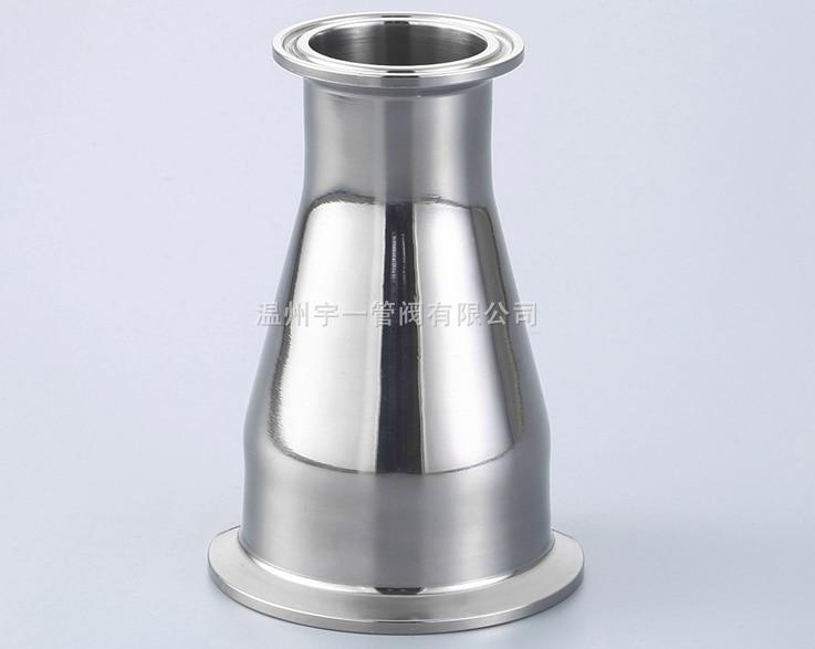 مخفض متحرك من الفولاذ المقاوم للصدأ 304 ، مشبك ثلاثي ، 3 × 2 بوصة ، شحن مجاني
