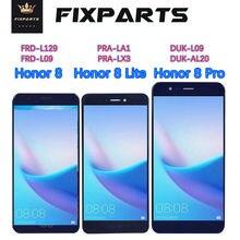 Lcd Voor Huawei Honor8 Pro Lcd Touch Screen Voor Huawei Honor 8 Lite Lcd 8pro Duk L09 Pra TL10 LA1 LX1 LX3 Frd L09 L19