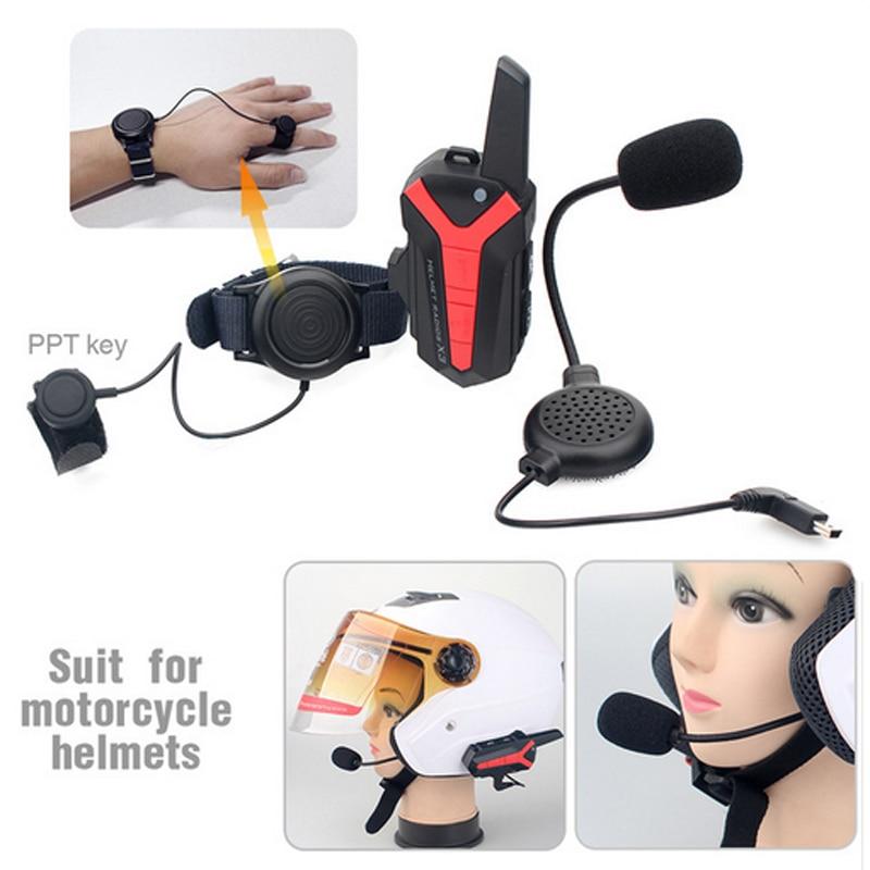 ¡Llegada de wupp! 1 Uds X3 Plus BT interfono motocicleta bicicleta impermeable Bluetooth casco intercomunicador 3KM walkie talkie para grupo