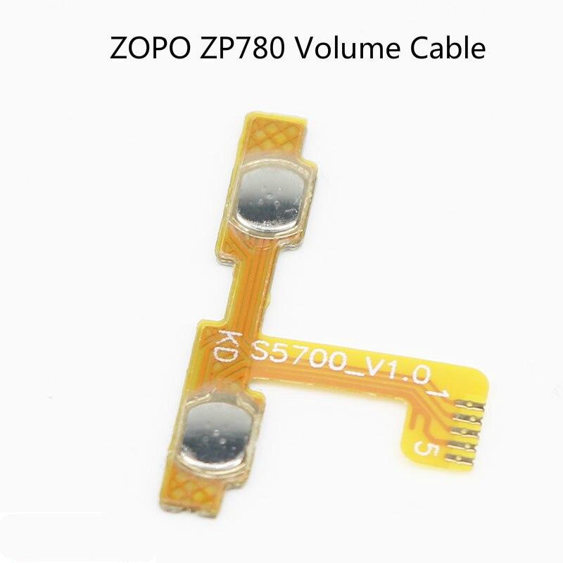 Original Volume Button Flex Cable FPC For ZOPO ZP780 Cell Phone