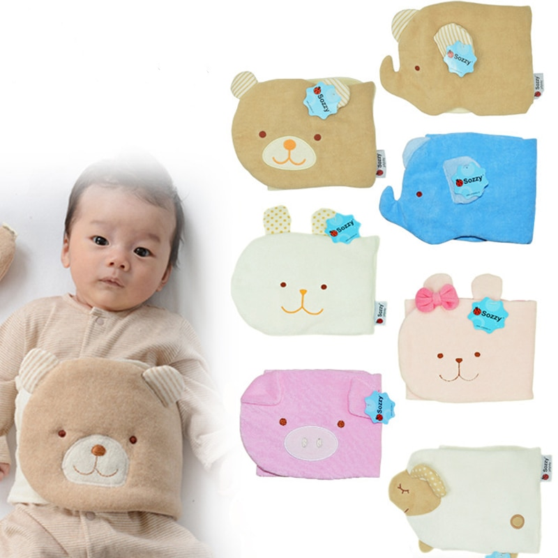 Bear Children Gift Ultra Soft Cute Navel Belt Autumn Winter Warm Spring Umbilical Cord Cotton Sozzy Animal Fun Soft Baby Toy