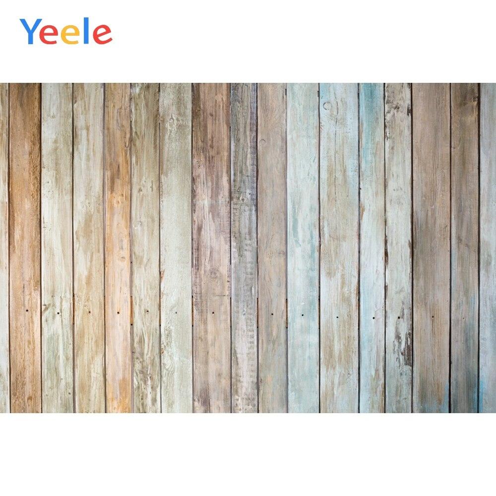 Yeele Velha Placa De Madeira Pranchas Textura Pet Boneca Grunge Retrato Cenários Fotográficos Fotografia Fundos para Estúdio de Fotografia