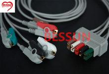 Critikon pudiera iniciar datex-ohmeda GE-Hellige 5ld cable ecg AHA