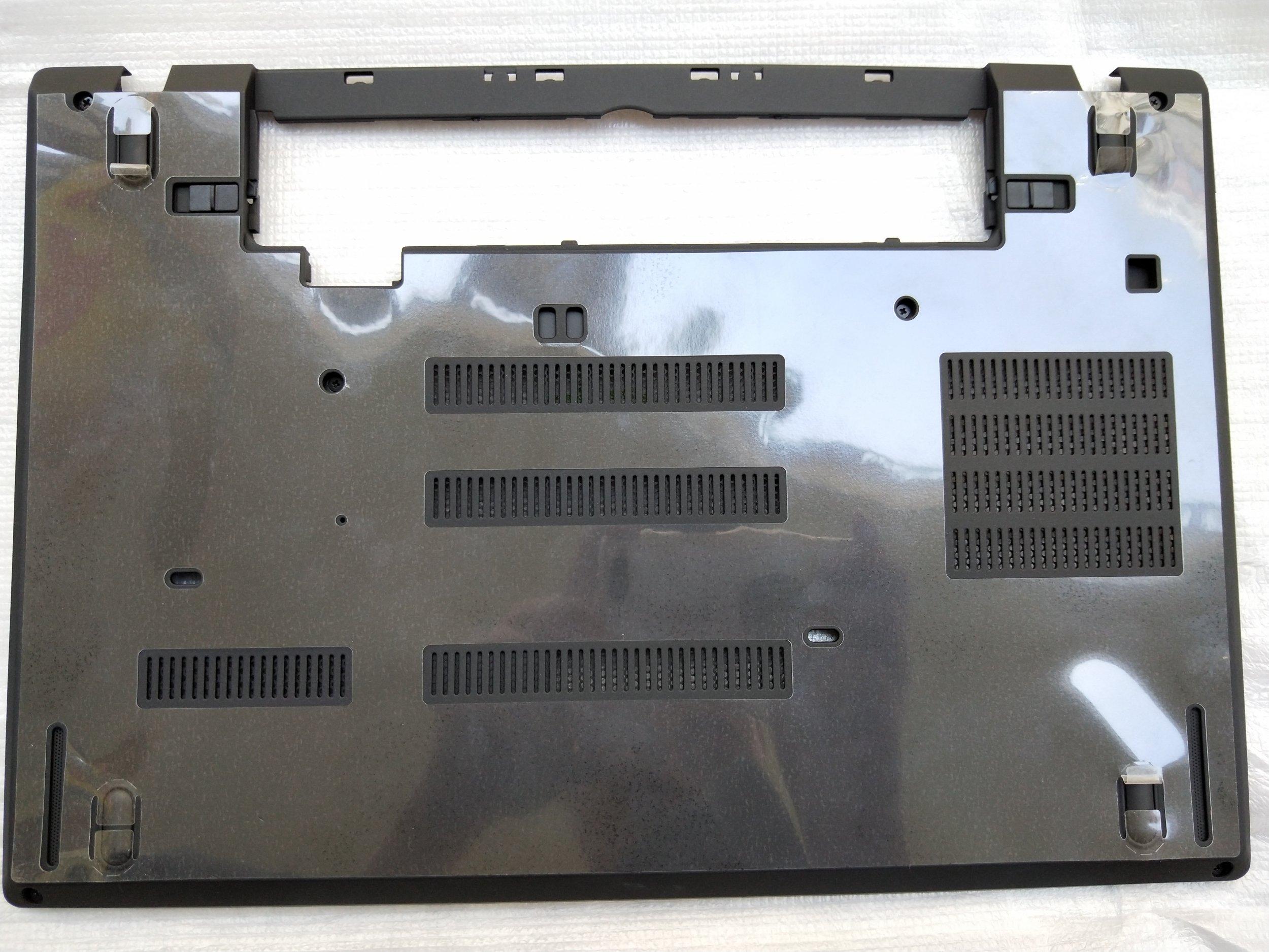 New Original case for Lenovo Thinkpad T480 Base Case Bottom Cover Assembly 01YR485 AP169000600 BLACK