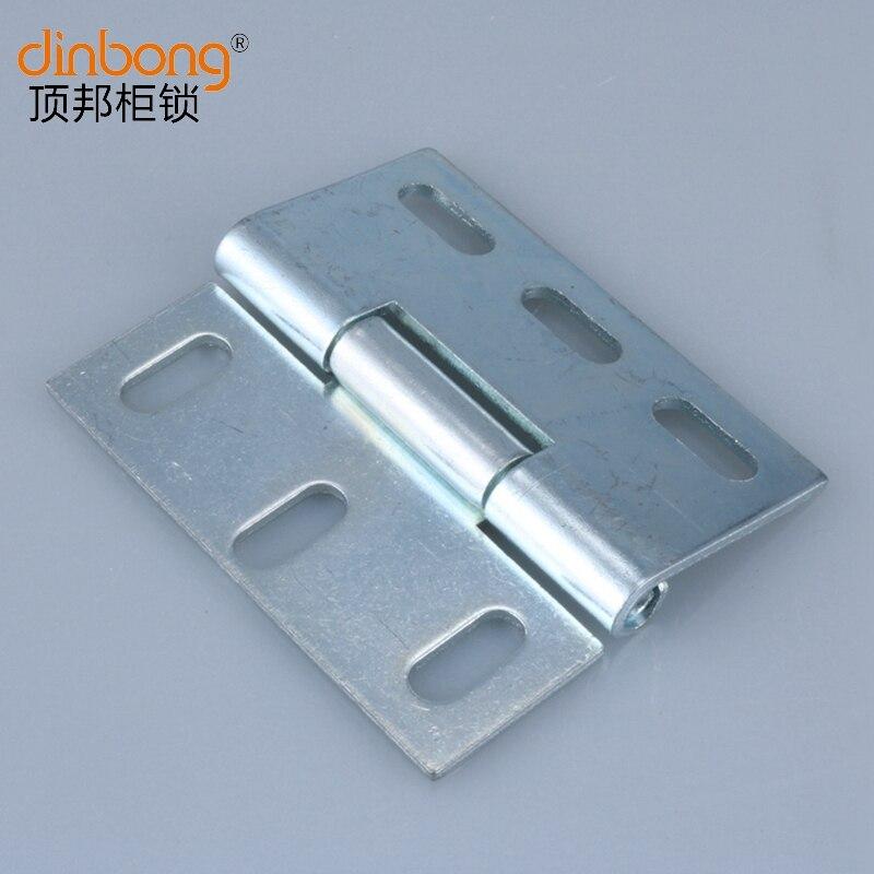 Dinbong CL252-3 الحديد المفصلي الأدوات ، المفصلي شبكة الطوطم مجلس الوزراء ، الأوسط الباب مجلس الوزراء المفصلي بقعة