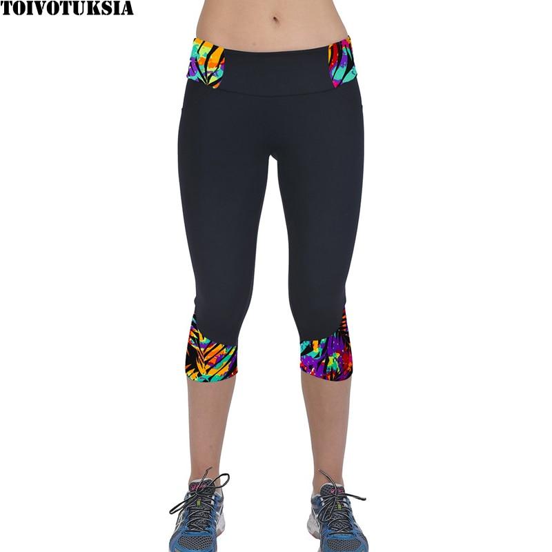 Toivotuksia preto curto feminino leggings mulheres leggin impresso mulher leggins roupas (apenas vender leggings)