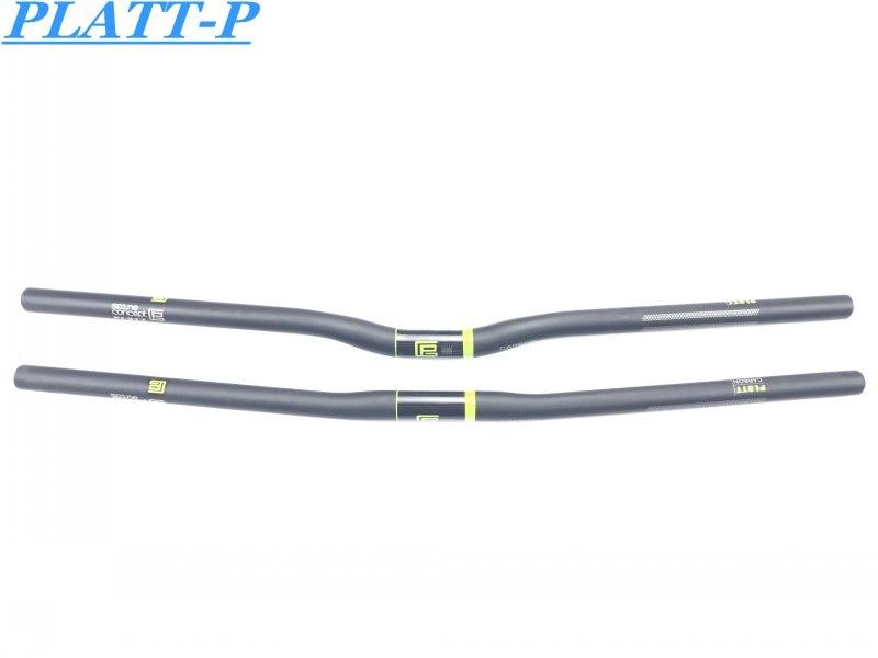 Lo último en bicicleta de montaña UD manillar de fibra de carbono plano de bicicleta de carbono partes MTB 25,4*580/600/ 620/640mm envío gratis
