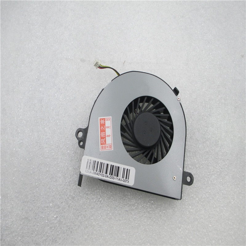 חדש מקורי מעבד קירור מאוורר עבור Toshiba לווין C70 C70-A C75 L75 L75D מעבד קירור מאוורר FORCECON DFS551205ML0T FCCR