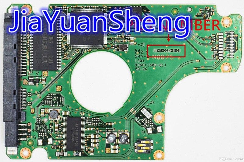 Envío gratis de placa de circuito impreso de conductor duro Jia Yuan Sheng / BF41-00354B 01 M8_REV.06 ROO / ST500LM012 , ST1000LM024 , ST750LM022