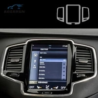for volvo xc90 2017 2018 2019 tpu transparent protective film instrument panel film car accessories
