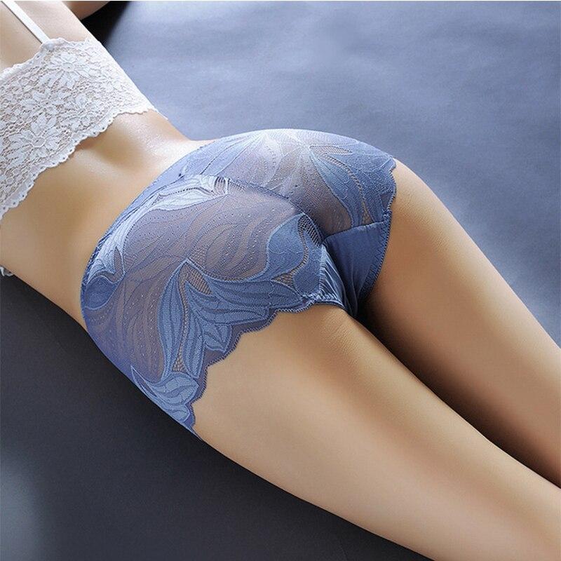2 pcs/lot sous-vêtements femmes dentelle taille moyenne slips culottes lingerie sexy femmes sous-vêtements shorts culotte slips culottes pour femmes