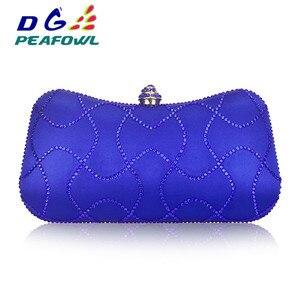 Luxury Ladies Acrylic Handbags Crossbody Shoulder Clutch Bags Designer Bolsas Feminina Messenger Women Crystal Evening Bag