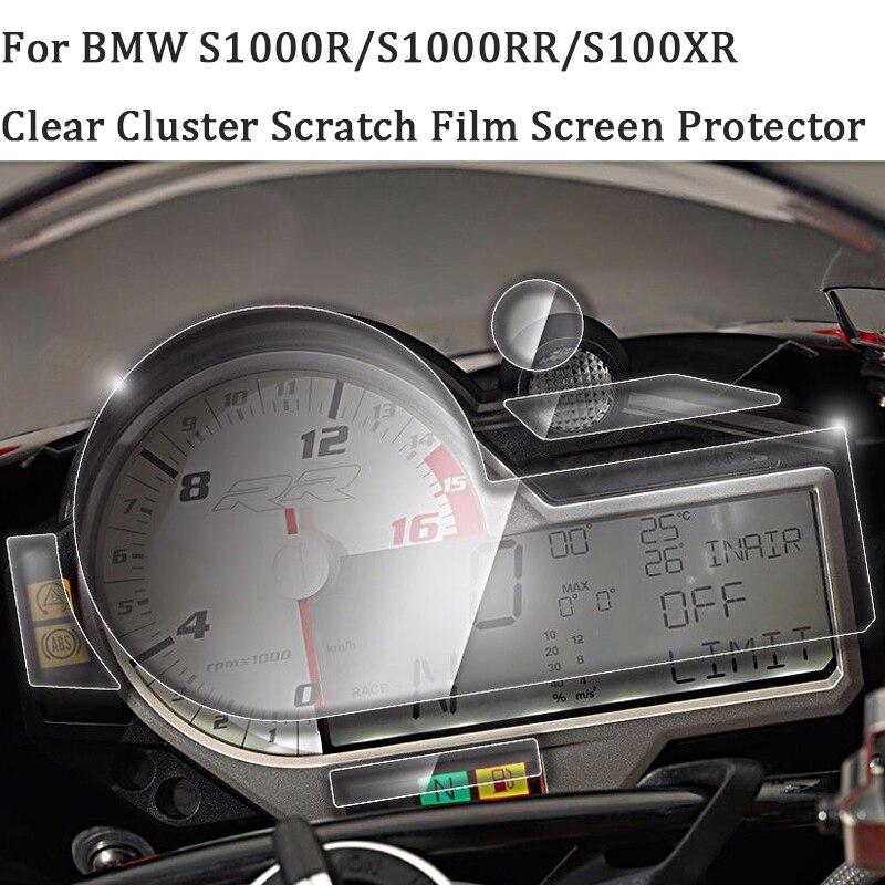 ACZ мотоциклетная Защитная пленка для защиты экрана от царапин для BMW S1000R S1000RR S1000XR 2015-2016