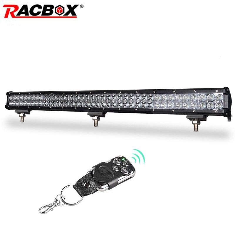 Headlights 234W 36'' Offroad LED Work Bar Combo Beam for JEEP Automobile Motocycle ATV SUV 4X4 Truck UAZ GAZ 6000K Extra Light