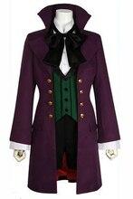 Costume de cosplay de Trancy dearl Alois de la saison 2 de majordome noir