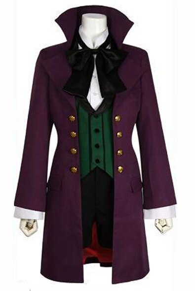 Schwarz Butler Saison 2 Earl Alois Trancy cosplay kostüm