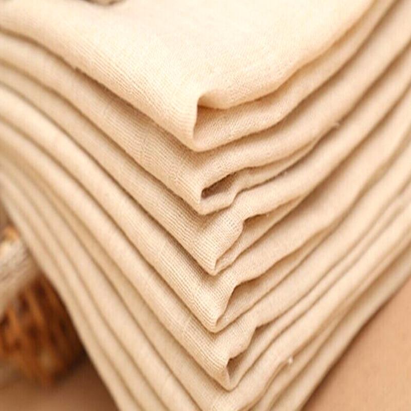 Многоразовые Органические Цветные подгузники из хлопка Y46, ткань для новорожденных, 70*50 см, 5 шт./лот, бесплатная доставка