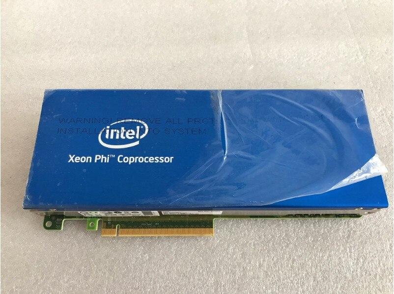Xeon Phi 31S1P cpu coprocessor GPU accelerator card 57 core high speed computing card